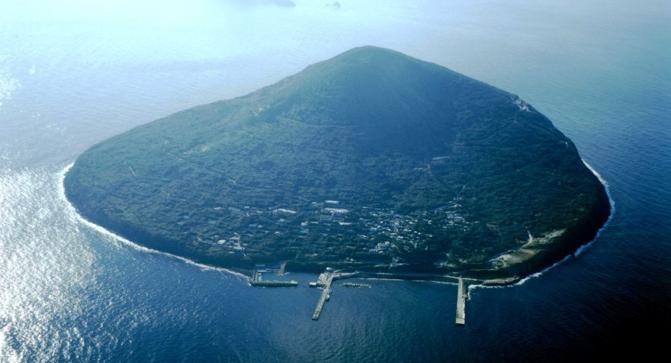 【先着10名限定】千葉港から行く!利島往復きっぷ