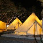 式根島でオシャレなグランピングが出来る施設をご紹介