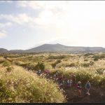 伊豆大島の秋のプレミアムハイキングツアー特集